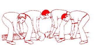 Первая помощь при травме спины, позвоночника, шеи Оказание по пунктам