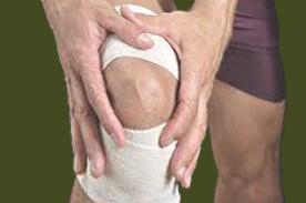 Оказание первой доврачебной помощи при падении и травме колена
